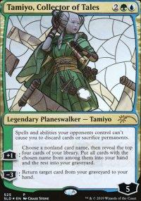 Tamiyo, Collector of Tales - Secret Lair