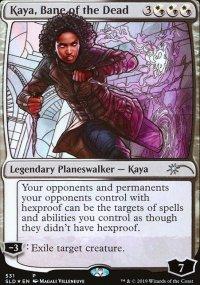 Kaya, Bane of the Dead -