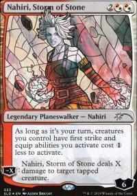Nahiri, Storm of Stone -