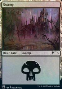 Swamp - Secret Lair
