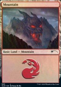 Mountain - Secret Lair