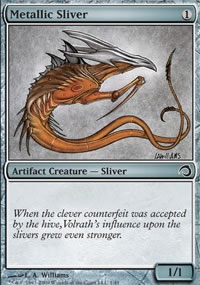 Metallic Sliver - Premium Deck Series: Slivers