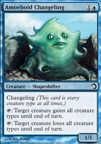 Amoeboid Changeling - Premium Deck Series: Slivers