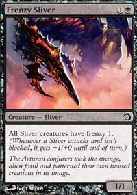 Frenzy Sliver - Premium Deck Series: Slivers