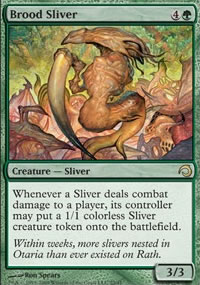 Brood Sliver - Premium Deck Series: Slivers