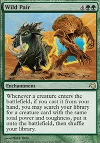 Wild Pair - Premium Deck Series: Slivers