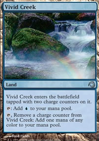 Vivid Creek - Premium Deck Series: Slivers