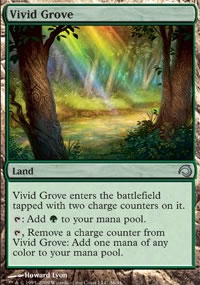 Vivid Grove - Premium Deck Series: Slivers