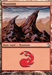 Mountain - Premium Deck Series: Slivers