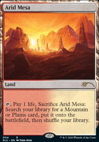 Arid Mesa - Secret Lair: Ultimate Edition