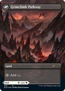 Grimclimb Pathway - Secret Lair: Ultimate Edition