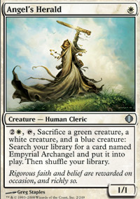 Angel's Herald - Shards of Alara
