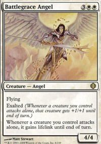 Battlegrace Angel - Shards of Alara