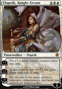 Elspeth, Knight-Errant - Shards of Alara