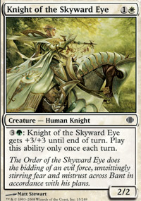Knight of the Skyward Eye - Shards of Alara