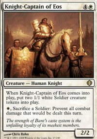 Knight-Captain of Eos - Shards of Alara