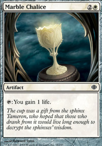 Marble Chalice - Shards of Alara