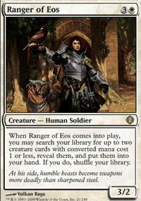 Ranger of Eos - Shards of Alara