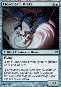 Cloudheath Drake - Shards of Alara