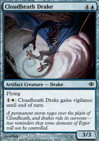 Cloudheath Drake - Shards of Alara