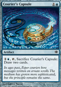 Courier's Capsule - Shards of Alara