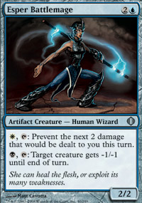 Esper Battlemage - Shards of Alara