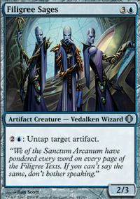 Filigree Sages - Shards of Alara