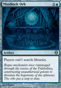 Mindlock Orb - Shards of Alara