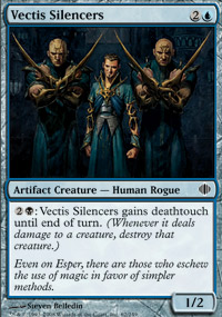 Vectis Silencers - Shards of Alara