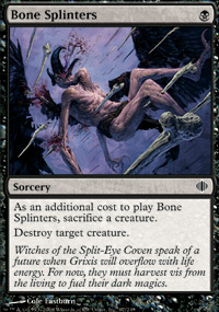Bone Splinters - Shards of Alara