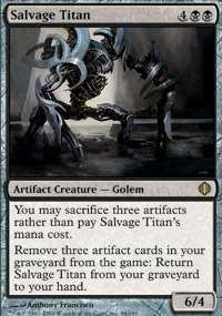Salvage Titan - Shards of Alara