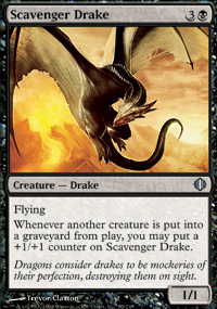 Scavenger Drake - Shards of Alara