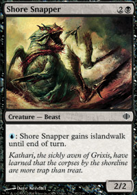 Shore Snapper - Shards of Alara
