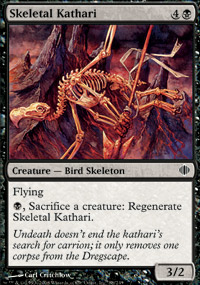 Skeletal Kathari - Shards of Alara