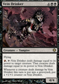 Vein Drinker - Shards of Alara