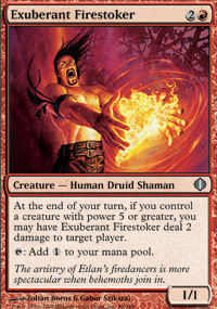 Exuberant Firestoker - Shards of Alara