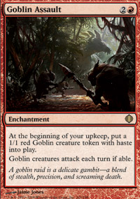 Goblin Assault - Shards of Alara