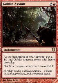 Goblin Assault - Shards of Alara