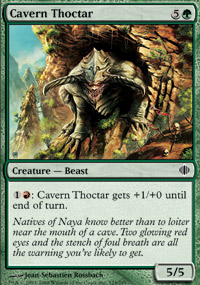 Cavern Thoctar - Shards of Alara