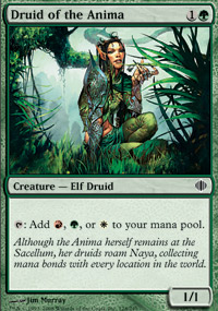 Druid of the Anima - Shards of Alara