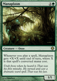 Manaplasm - Shards of Alara