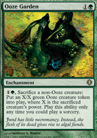 Ooze Garden - Shards of Alara