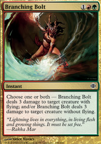 Branching Bolt - Shards of Alara