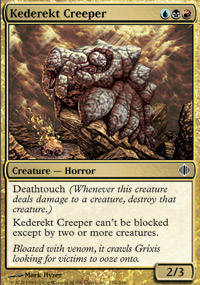 Kederekt Creeper - Shards of Alara