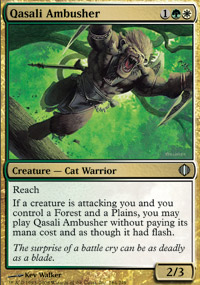 Qasali Ambusher - Shards of Alara