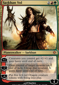 Sarkhan Vol - Shards of Alara