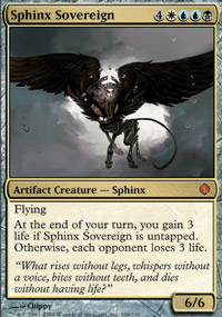Sphinx Sovereign - Shards of Alara