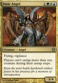 Stoic Angel - Shards of Alara
