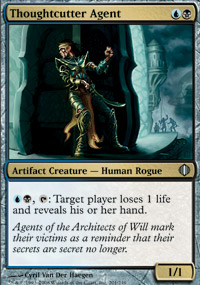 Thoughtcutter Agent - Shards of Alara