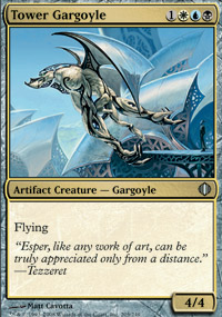 Tower Gargoyle - Shards of Alara